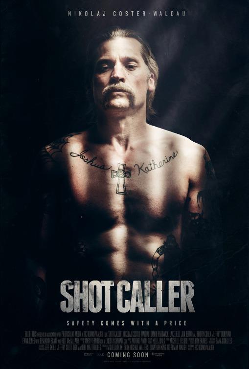 Shot Caller Movie Poster
