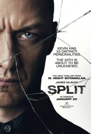 Image result for split movie poster