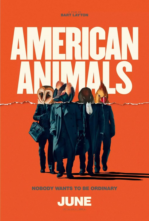 American Animals Movie Poster