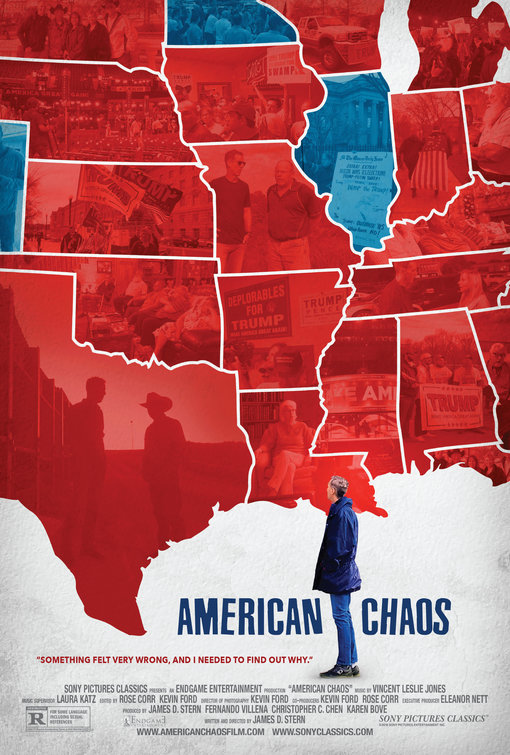 American Chaos Movie Poster