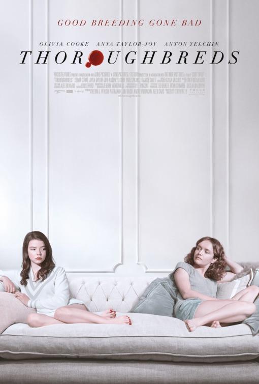 Thoroughbreds Movie Poster