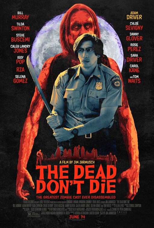 The Dead Don't Die Movie Poster