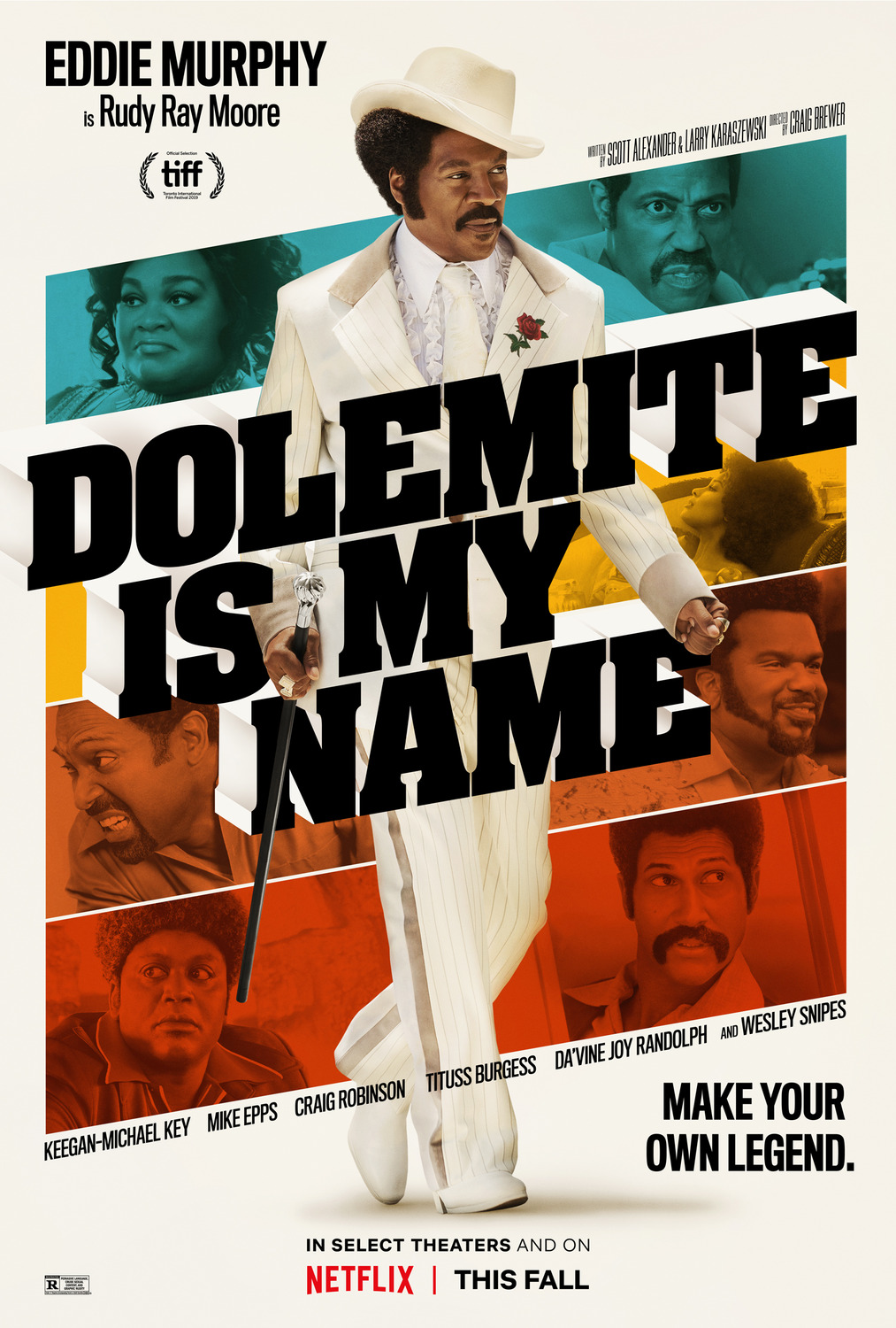 Extra Large Movie Poster Image for Dolemite Is My Name