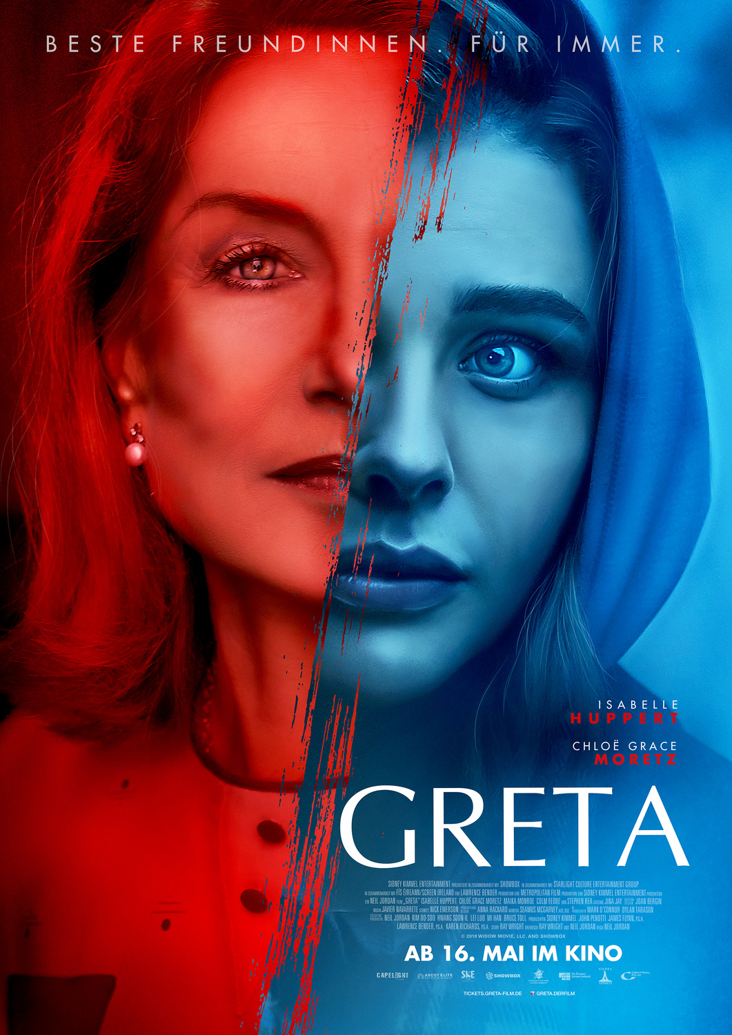Extra Large Movie Poster Image for Greta (#4 of 4)