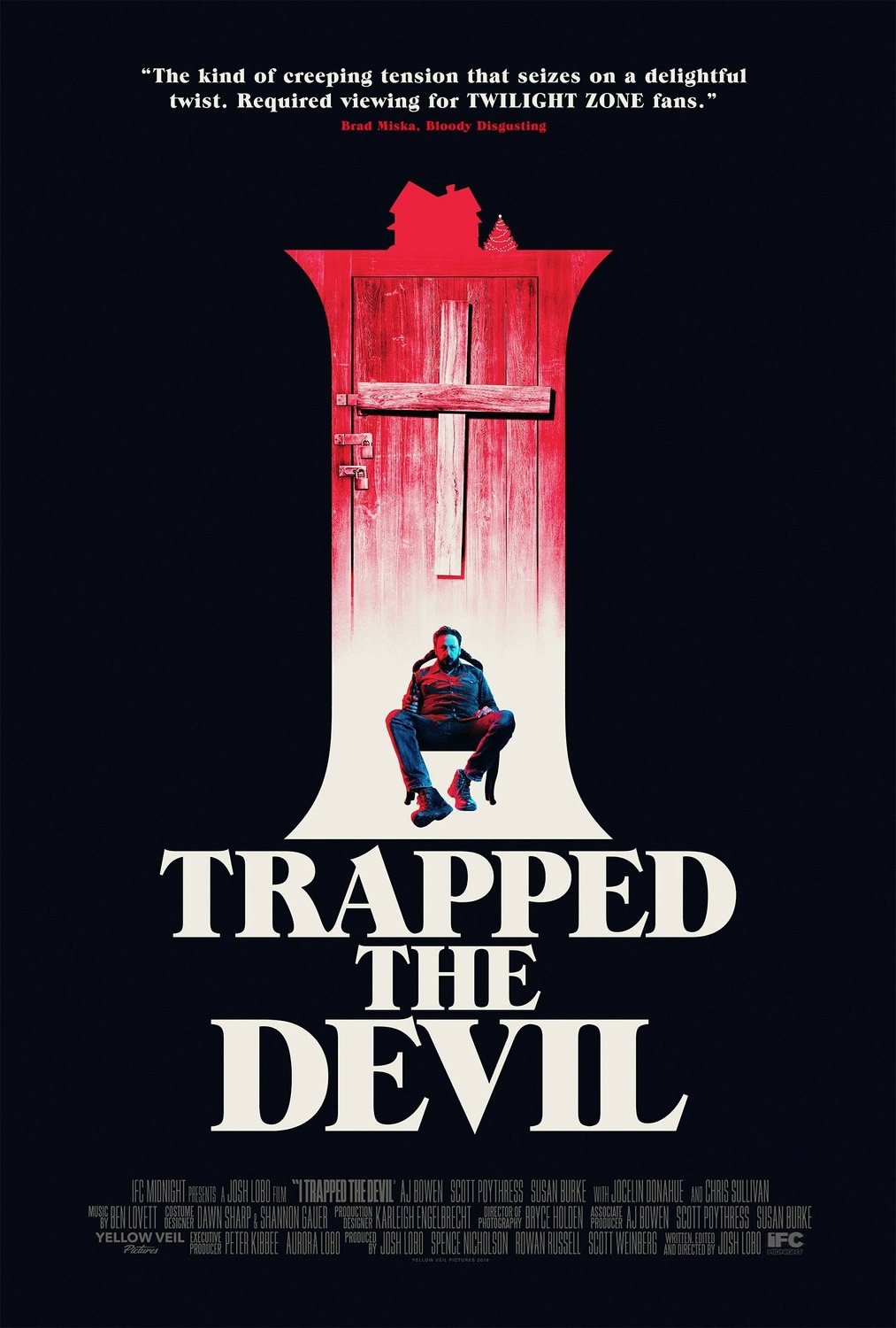 Extra Large Movie Poster Image for I Trapped the Devil