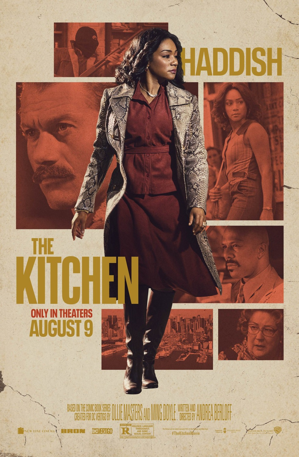 Extra Large Movie Poster Image for The Kitchen (#4 of 4)