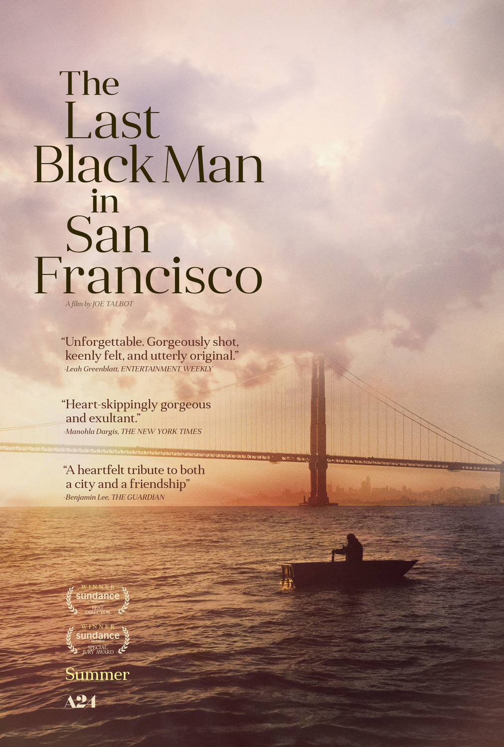 Extra Large Movie Poster Image for The Last Black Man in San Francisco