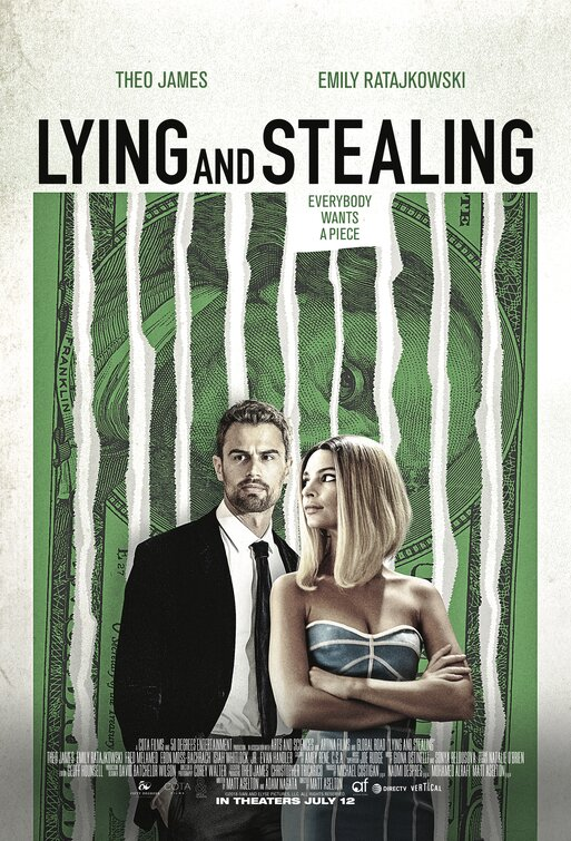 Lying And Stealing Review