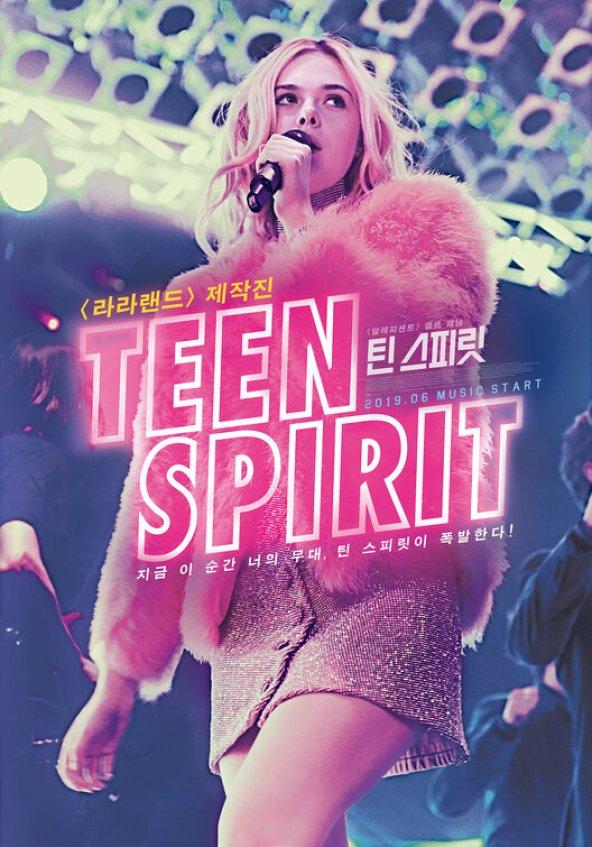 Teen Spirit Movie Poster