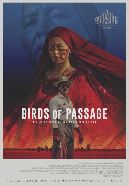 Pájaros de verano Movie Poster