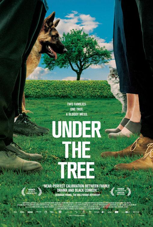 Undir trénu Movie Poster