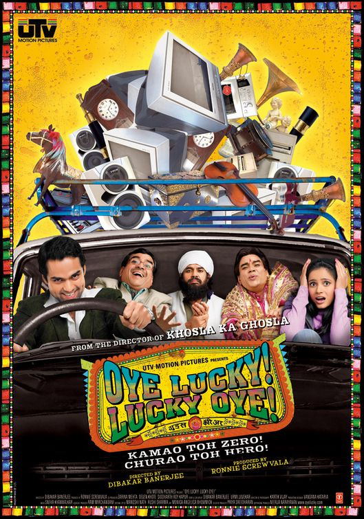 Image result for oye lucky lucky oye