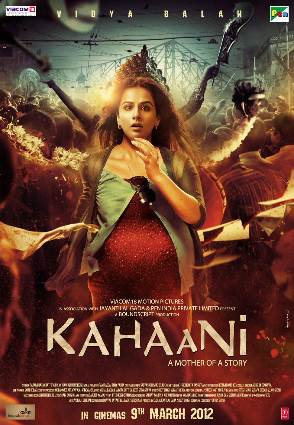 Image result for kahaani poster