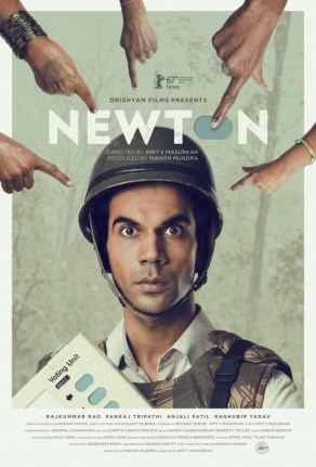 Image result for Newton (2017) poster