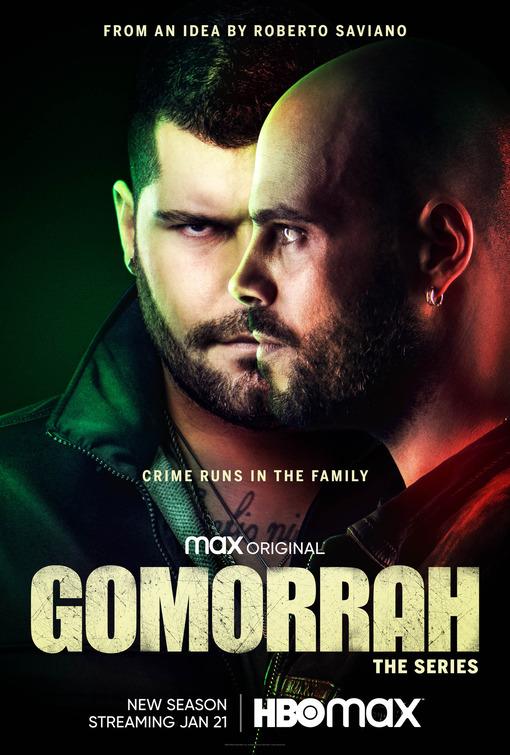 Gomorra Movie Poster