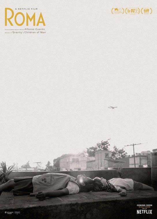 Roma Movie Poster