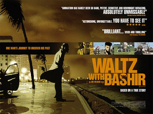 Waltz with Bashir Movie Poster