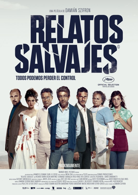 Relatos salvajes Movie Poster