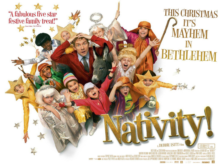 Nativity Extra Large Movie Poster Image