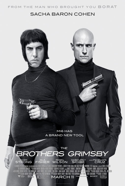 Image result for brothers Grimsby movie poster
