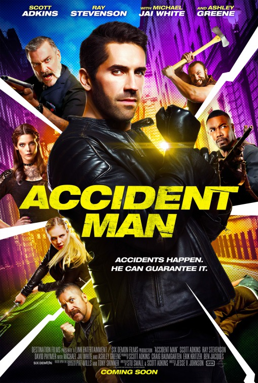 Accident Man Movie Poster
