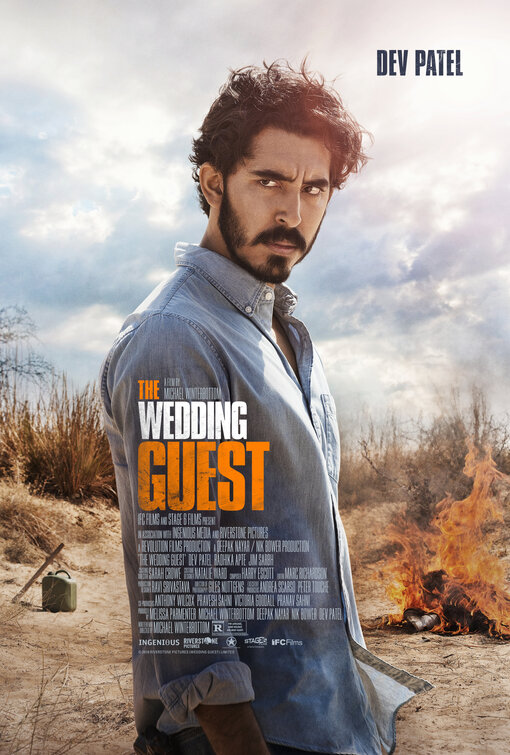 The Wedding Guest Movie Poster