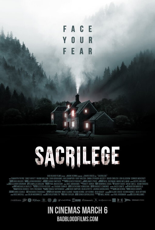 Sacrilege Movie Poster