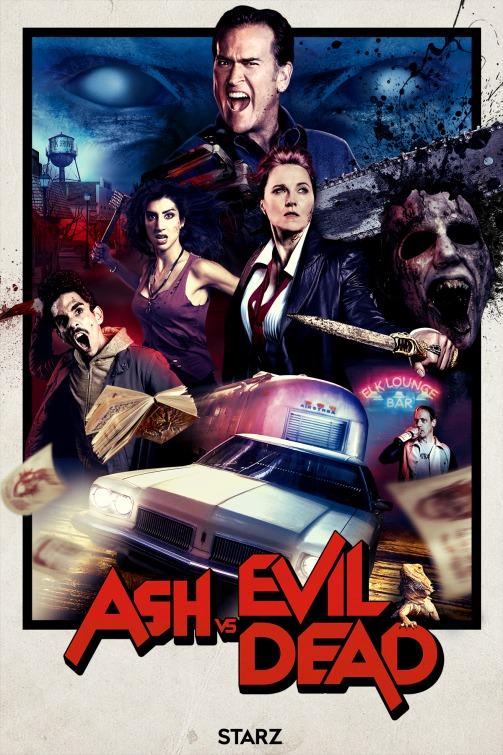 Ash vs Evil Dead Movie Poster