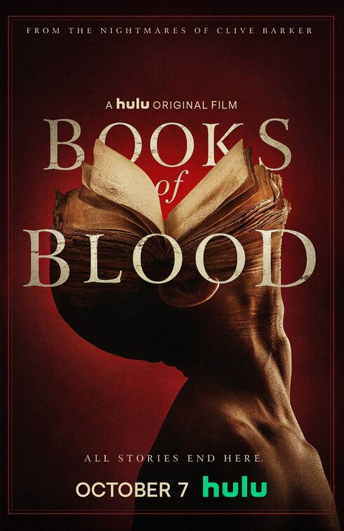 Books of Blood Movie Poster