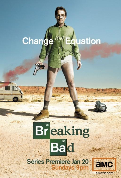 Breaking Bad Movie Poster