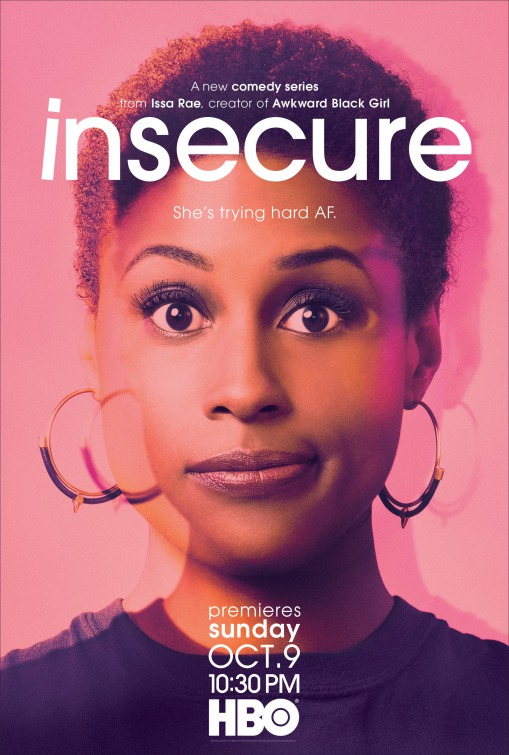Image result for insecure tv poster