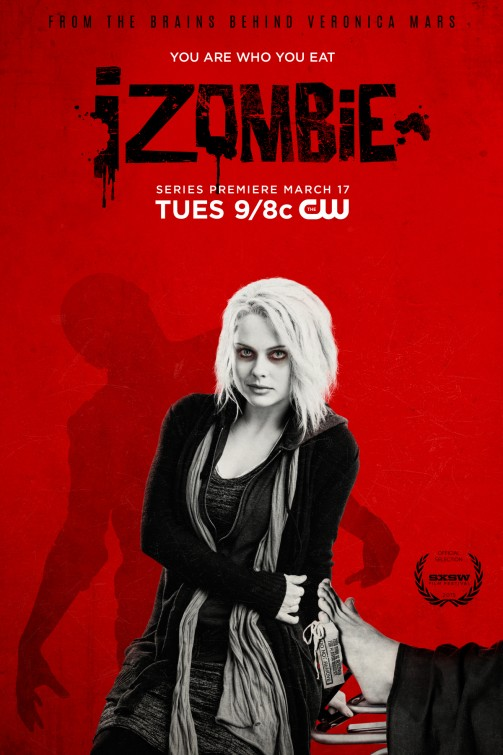 iZombie Movie Poster
