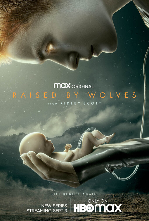 Raised by Wolves Movie Poster