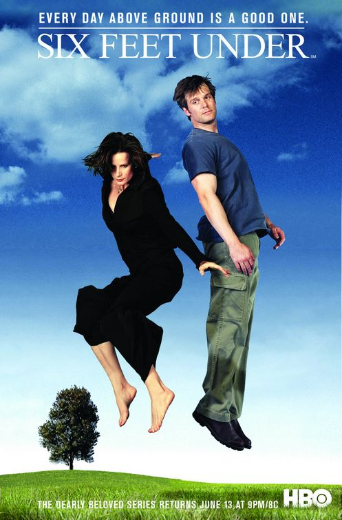 Six Feet Under TV Poster (#7 of 9) - IMP Awards