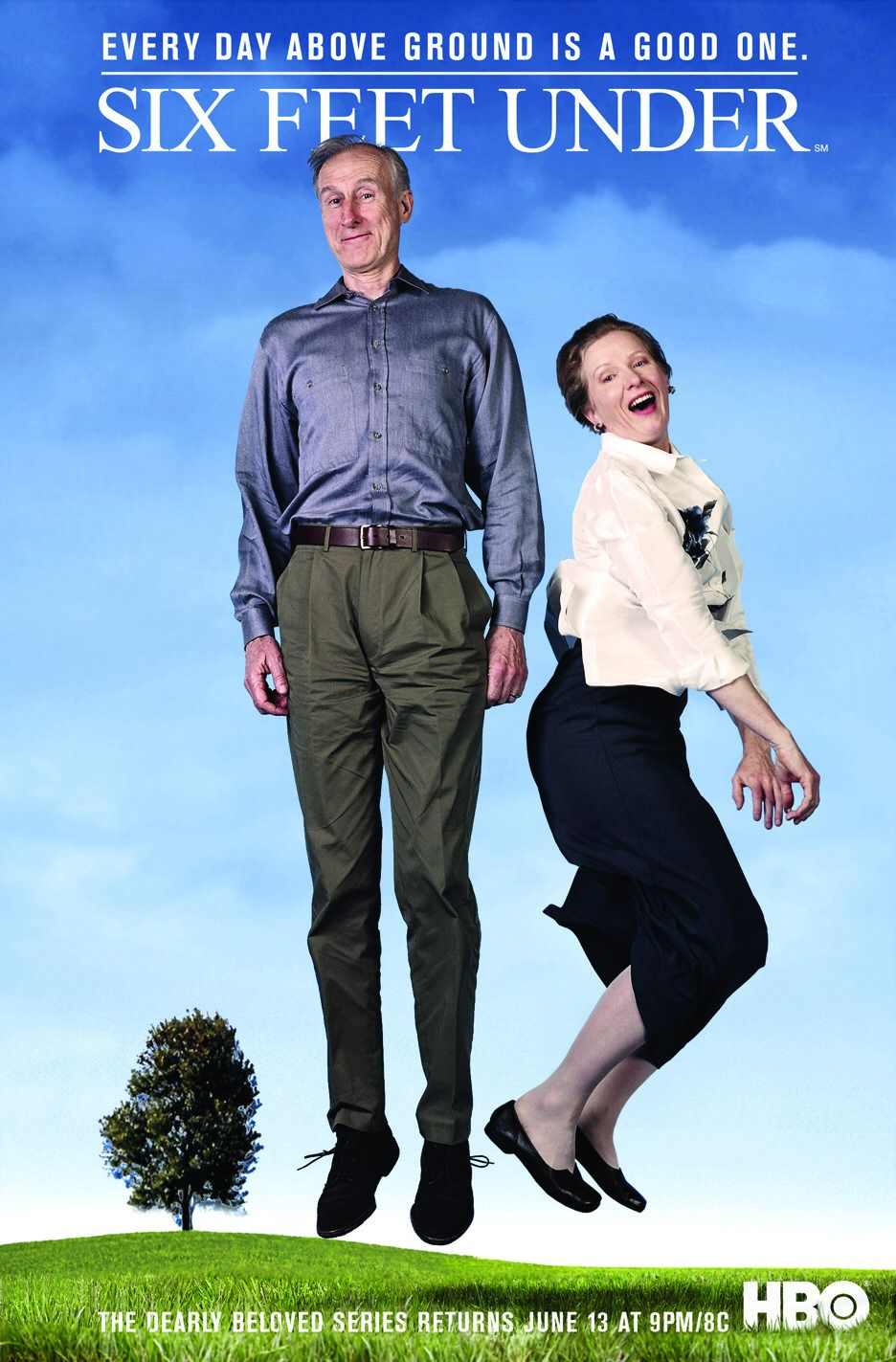 Six Feet Under (#8 of 9): Extra Large Movie Poster Image ...