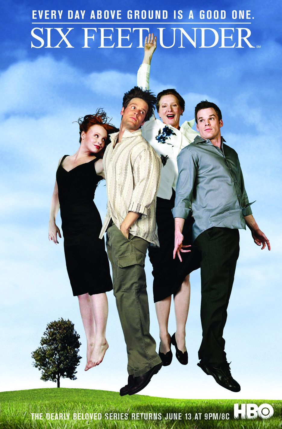 Six Feet Under (#9 of 9): Extra Large Movie Poster Image ...