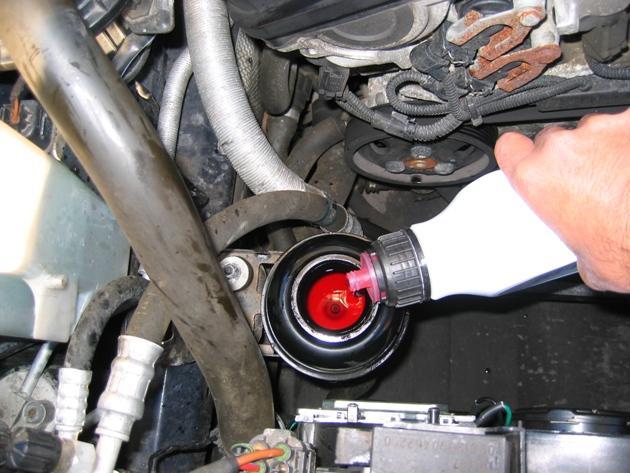 2006 Bmw X5 Fuse Box Location Impee S Diy Power Steering Fluid Change Flush Bmw E46