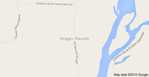 Nigger Rapids 2015