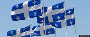 Drapeaux du Québec 2015