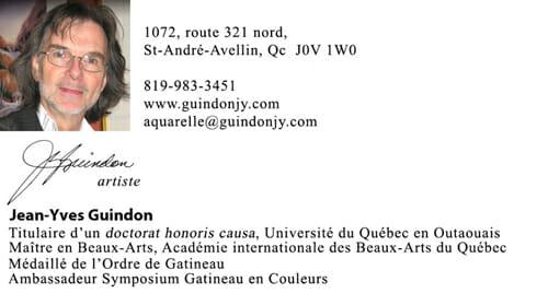 Jean-Yves Guindon - Sig