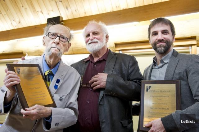 Prix Impératif français 2016 - Photo du Droit