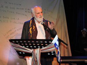 Allocution de Jean-Paul Perreault, président du mouvement Impératif français