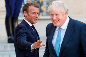 Macron-Boris