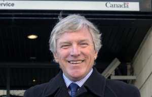 André Dionne, fonctionnaire fédéral