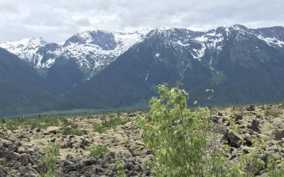 Mindfulness in Nass Valley, BC