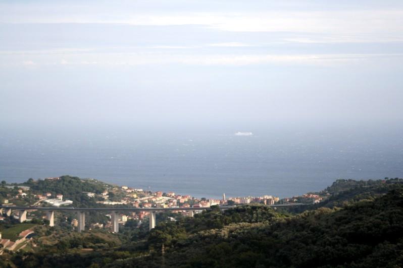 Skulpturenpark TRA I MONDI  Imperia  Historischer Reisefhrer