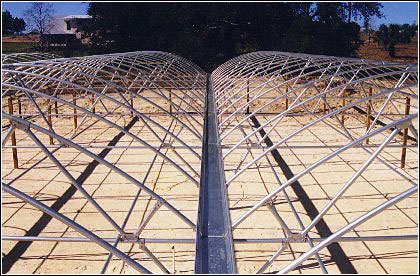 Grand Trussed Bow  Imperial Builders  Supply Inc