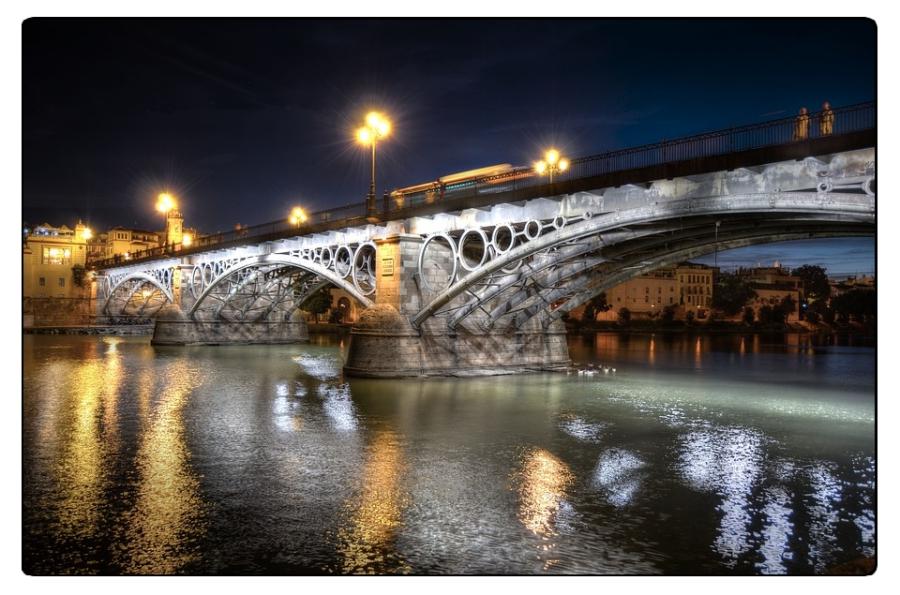 Ponte Triana, Seville - Andalusia