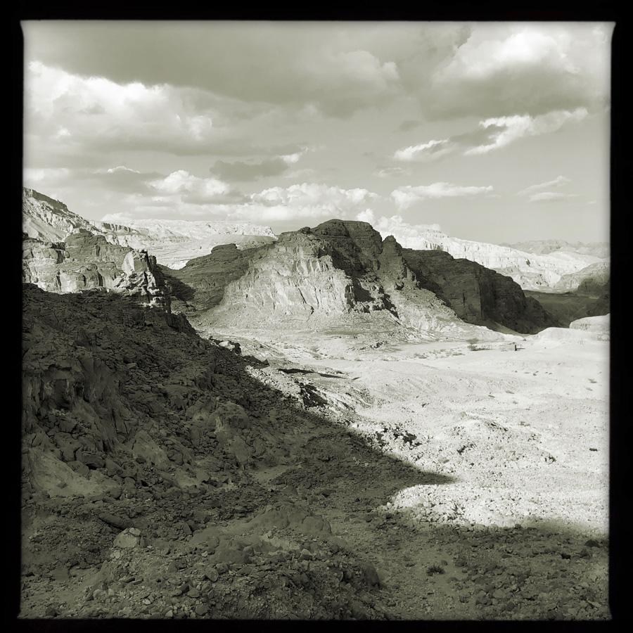 Deserto, Sinai