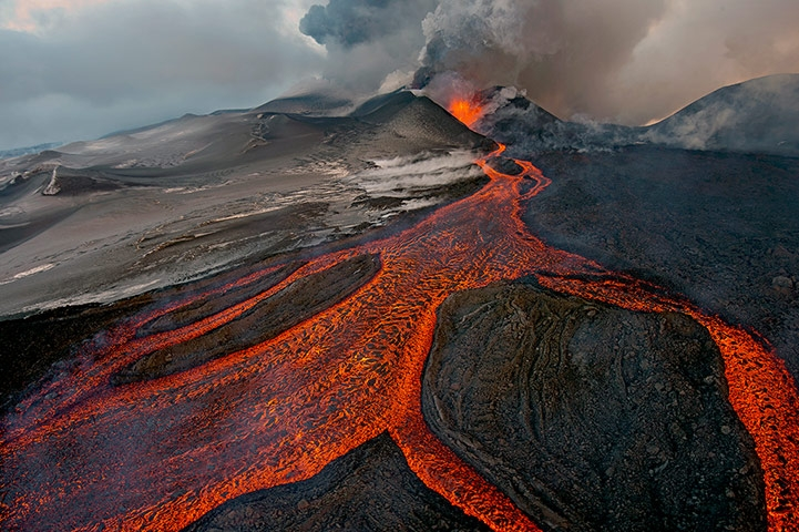 Wildscapes winner: The Cauldron by Sergey Gorshkov (Russia)